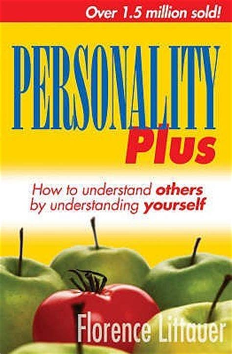 Personality Plus personality plus how to understand others by
