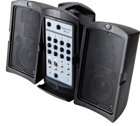 Speaker Portabel Sb04 Stereo Sound best fender passport 150 pro portable pa system with mixer