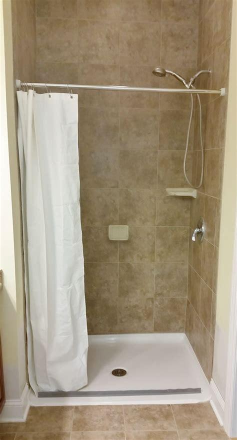 best bath shower pans 41 best barrier free shower images on best