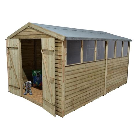 Homebase Metal Sheds by Shed Sale Discounts On Wooden Metal Sheds Summer Houses