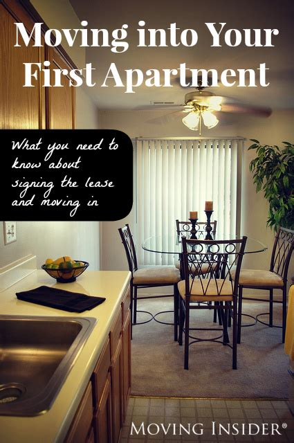 first apartment tips signing your first lease is a huge step in your moving