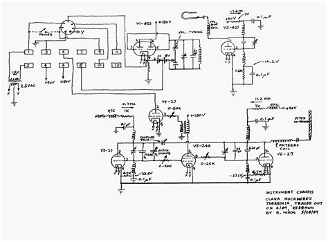 how to make a schematic diagram theremin world schematics