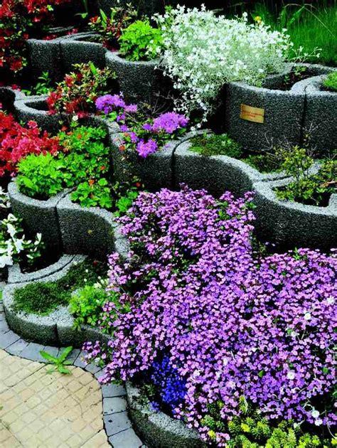 Pflanzen Für Den Vorgarten 901 by Pflanzringe Beton Setzen Gartengestaltung 252 Ppige Begr 252 Nung
