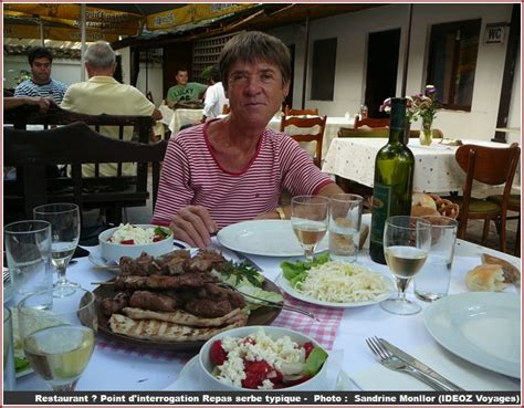 cuisine serbe photos voyage en europe