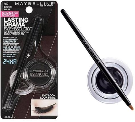 Eyeliner Maybelline Gel unbox review electronics products lasting drama gel eyeliner