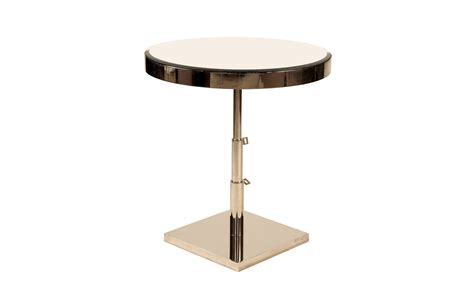 telescoping table telescoping side end tables lorin marsh furniture