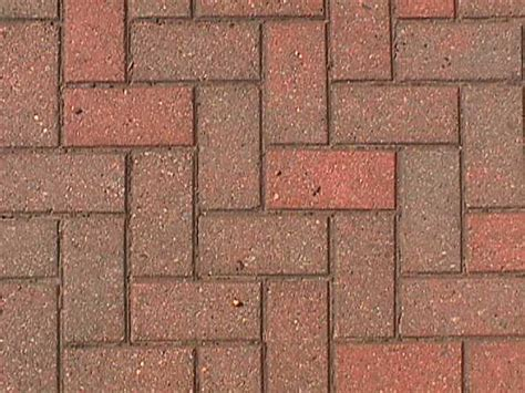 brick paving standards and patterns