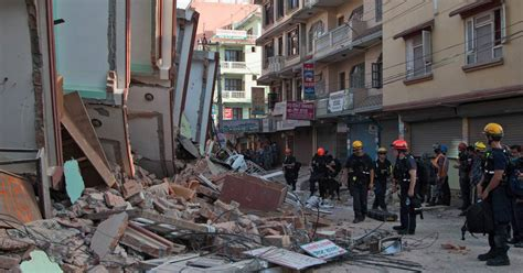 Mba In Nepal by Niu Professor In Nepal Shocked After Second Earthquake