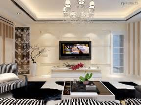 Related pictures modern living room wall decor ideas with elegant