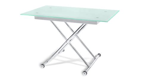 glass top adjustable height desk adjustable height coffee to dining roselawnlutheran