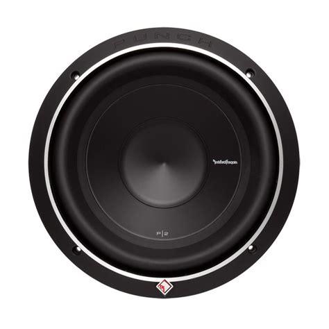Speaker Untuk Subwoofer jual rockford fosgate p2d4 10 punch series subwoofer