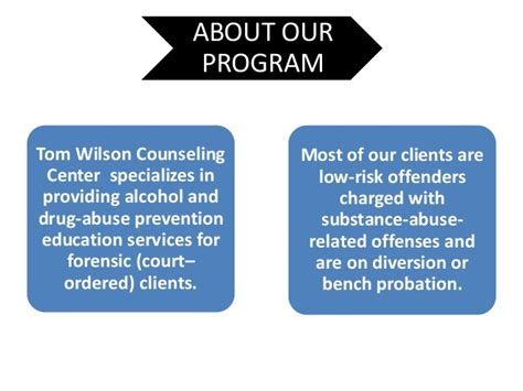 bench probation web based substance abuse interventions for offenders ng