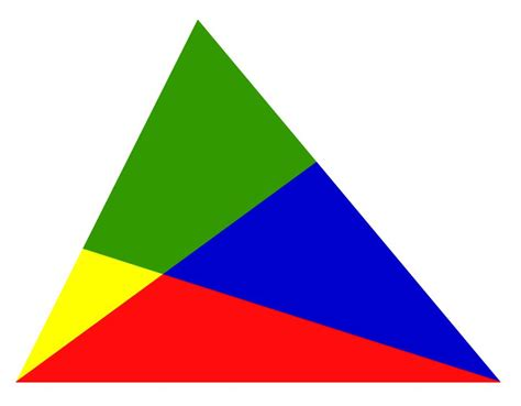 How To Search On Yellow Geometry How To Find The Area Of Green Region In Terms Of Yellow Blue And