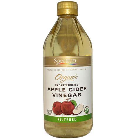 Spectrum Naturals, Organic Apple Cider Vinegar