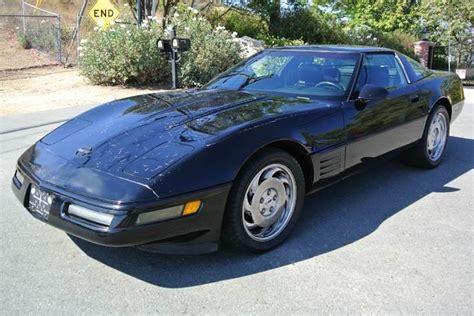 1993 chevrolet corvette in el cajon ca 1 owner car