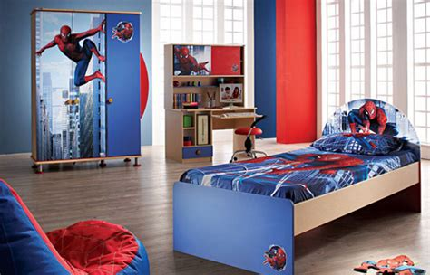 spiderman bedroom ideas 20 kids bedroom ideas with spiderman themed house design