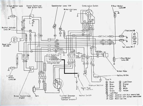 honda tmx 155 wiring diagram wiring diagram