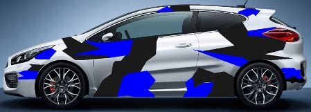 Autofolierung Selbst Designen by Design Carwrap The New Styleconcept By Autoaufkleber24