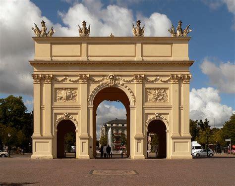 porte di brandeburgo porta di brandeburgo potsdam