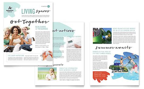 free publisher templates free microsoft publisher templates free sle