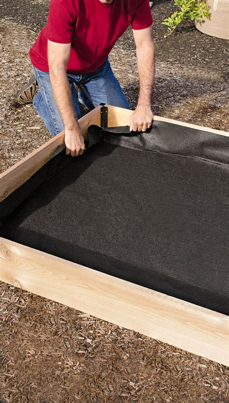 raised bed liners   sizes gardeners supply
