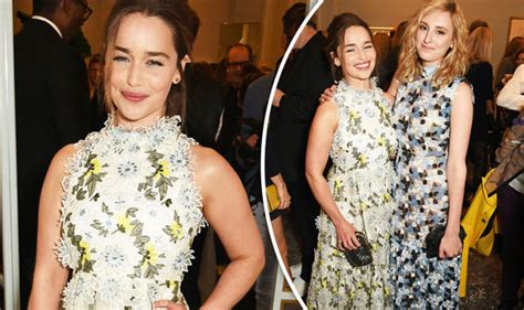 actress game of thrones and downton abbey game of thrones meets downton emilia clarke and laura