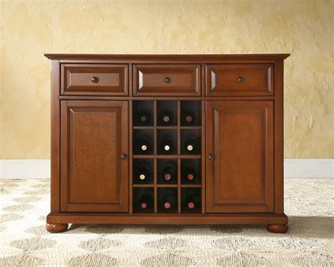coaster anson china cabinet with five glass doors