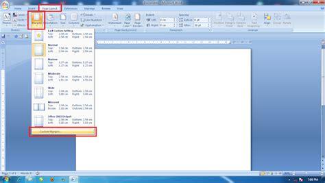 format ukuran margin makalah contoh cara membuat makalah yang baik dan benar sesuai