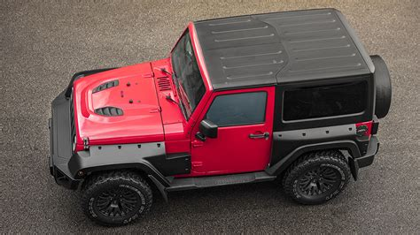 tracker jeep kahn design team showcases a revised jeep wrangler monster