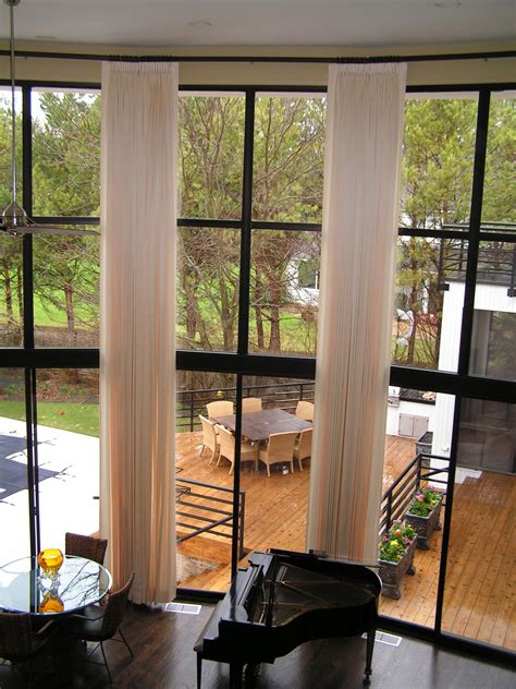 custom drapery chicago custom curtains by drapery connection highland park il