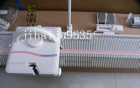 lk150 knitting machine free shipping japan s new import silver whistle