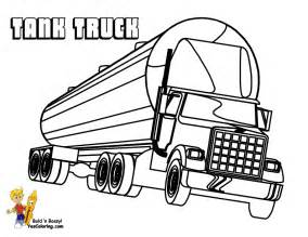 Wheels Truck Coloring Pages Big Rig Truck Coloring Pages Free 18 Wheeler Boys