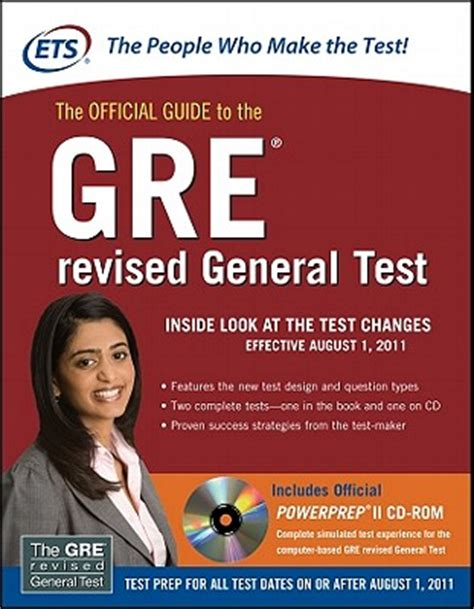 review of the book to guide to the camino ets s official guide to the gre revised general test book
