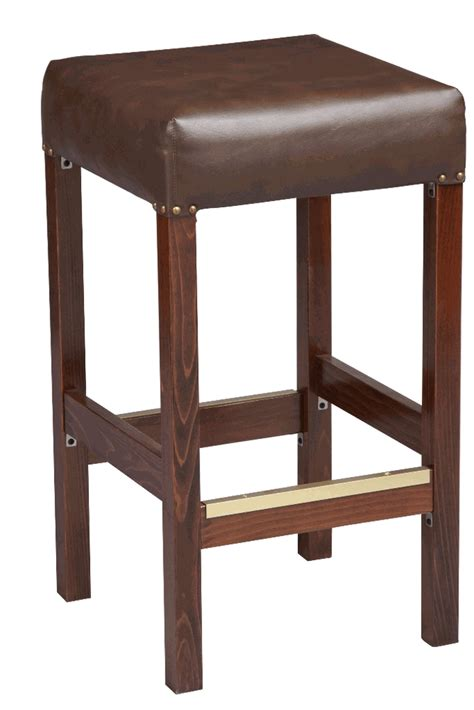commercial backless bar stools regal seating model 1110fus commercial wooden backless bar