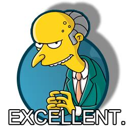 Mr Burns Excellent Meme - list of synonyms and antonyms of the word excellent