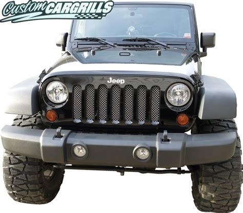 Jeep Grill Billet Grille Inserts Jeep Wrangler Images