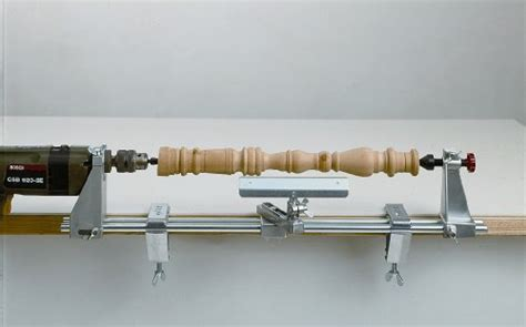 Drill Powered Wood Lathe Pdf Woodworking