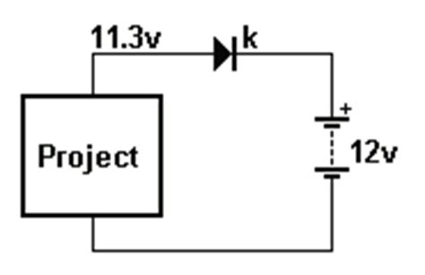 how does protection diode work swahiliteknolojia how a diode works