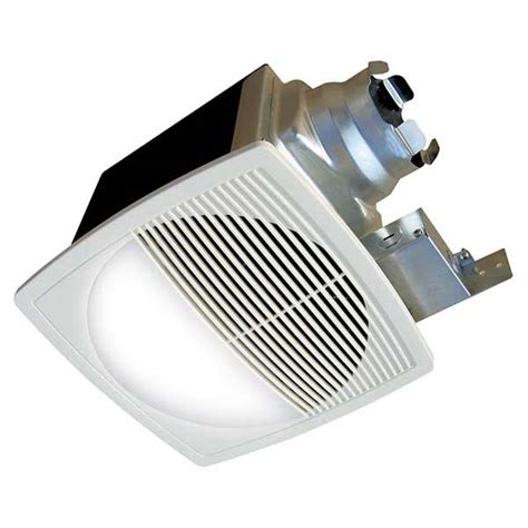 Lighted Bathroom Exhaust Fans Aerofan Lighted Bathroom Exhaust Fans Continental Fan