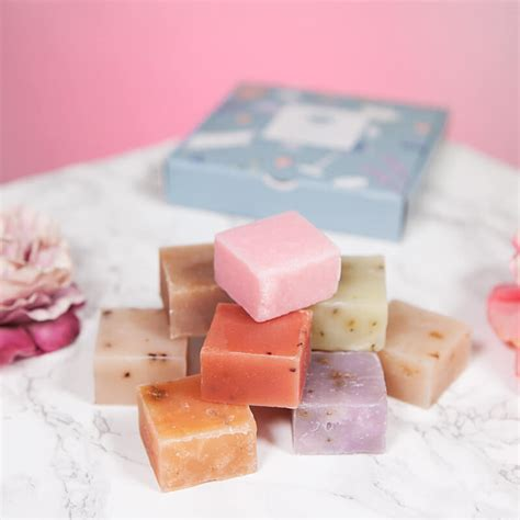 Where To Buy Handmade Soap - handmade soap collection buy from prezzybox