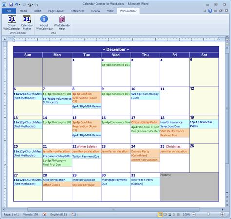 free download 2015 2016 monthly calendar of kin