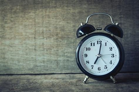 public domain cc image alarm clock  rustic wood