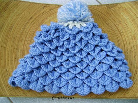 crochet crafts for crochet hat for crochet crocodile hat craft ideas