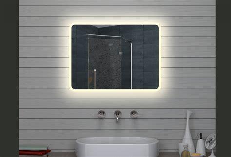 beleuchtung 3000k www aqua de design led badezimmerspiegel badspiegel
