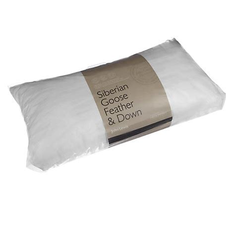Lewis Goose Pillow by Buy Lewis Siberian Goose Feather Kingsize Pillow Lewis