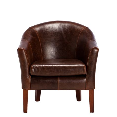 karlos tub chair leather dining chairs dining room