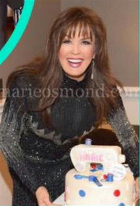 wig marie osmond prefer marie s hair without the flicks donny and marie