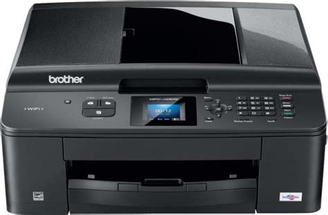 cara reset brother mfc j3520 cara setting wifi hotspot printer brother mfc j430w www