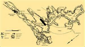 images and places pictures and info carlsbad caverns map