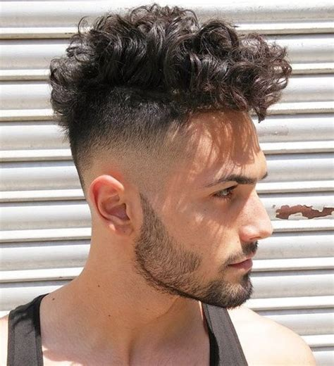 hairstyles that make guys like you 20 sensuous curly haircuts hairstyles for men 2017